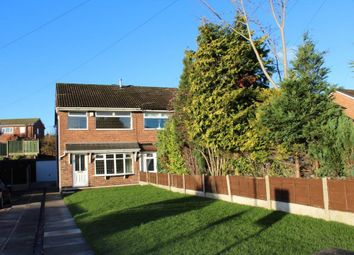 Thumbnail 3 bed semi-detached house to rent in Corsock Drive, Wigan