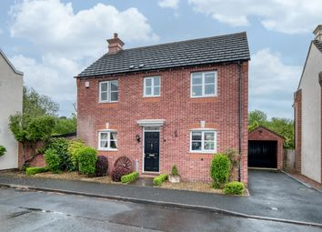 Thumbnail 3 bed detached house to rent in Mondrian Road, Bromsgrove