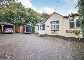 5 bed bungalow for sale in School Lane, West Kingsdown, Sevenoaks, Kent TN15