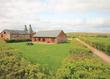 Thumbnail 3 bed equestrian property for sale in Much Cowarne, Bromyard
