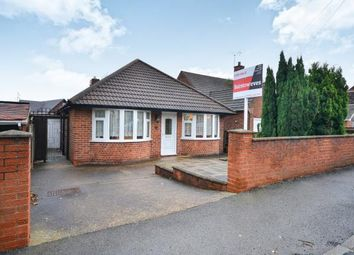 Thumbnail 1 bed bungalow for sale in Robin Down Lane, Mansfield, Nottinghamshire