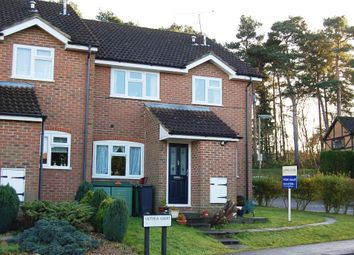 Thumbnail 2 bed end terrace house for sale in Victoria Court, Bagshot