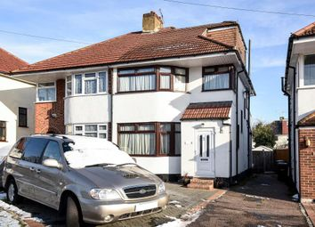 Thumbnail 4 bed semi-detached house for sale in Mountbel Road, Stanmore