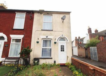 Thumbnail 2 bed end terrace house to rent in Garfield Road, Great Yarmouth
