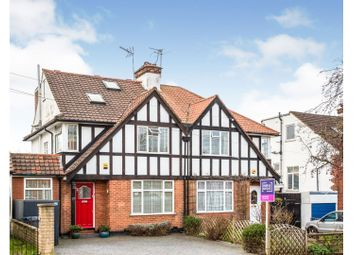 Thumbnail 4 bed semi-detached house for sale in Ellesmere Avenue, Mill Hill