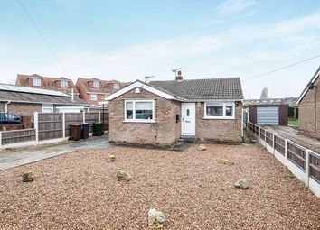 Thumbnail 3 bed bungalow for sale in Glaisdale Close, Dinnington, Sheffield