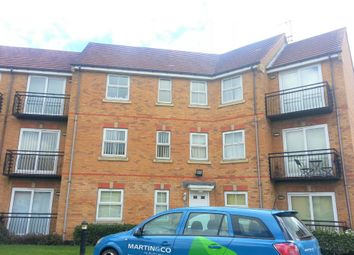 Thumbnail 2 bed flat for sale in Strathern Road, Bradgate Heights, Leicester