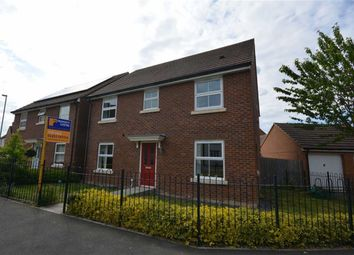 Thumbnail 4 bed detached house for sale in Goose Bay Drive Kingsway, Quedgeley, Gloucester