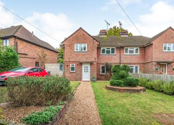 Thumbnail 4 bed semi-detached house for sale in Hollands Way, East Grinstead