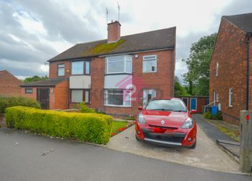 Thumbnail 3 bed semi-detached house for sale in Bowman Drive, Sheffield