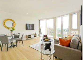 Thumbnail 2 bed flat for sale in Counter House, Gauging Square, Wapping, London