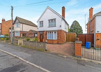 Thumbnail 3 bed detached house for sale in Overdale Road, Derby, Derbyshire
