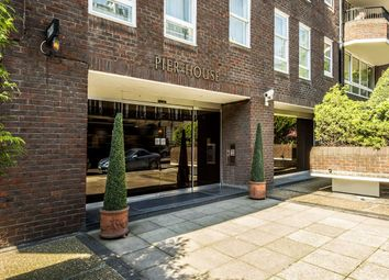 Thumbnail 2 bed flat for sale in Pier House, 31 Cheyne Walk, Chelsea, London