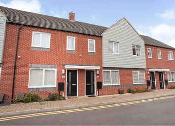 Thumbnail 2 bed town house for sale in Queensbridge, Burton-On-Trent