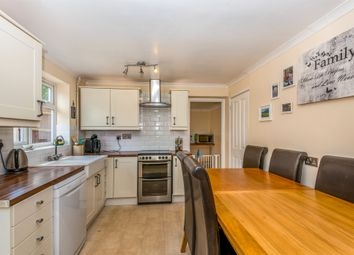 Thumbnail 3 bedroom detached house for sale in East Bank, Abington, Northampton