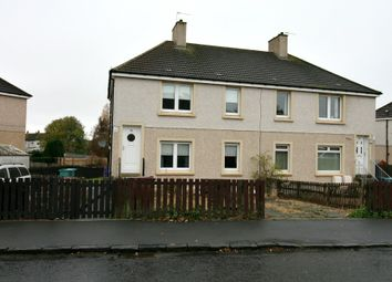 Thumbnail 2 bed flat for sale in Northmuir Street, Cambusnethen, Wishaw