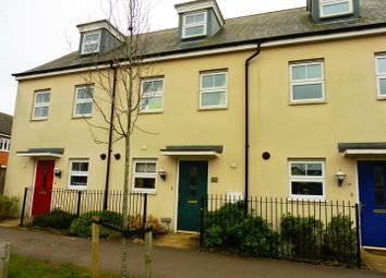 Thumbnail 3 bedroom property to rent in Sterling Way, Upper Cambourne, Cambridge