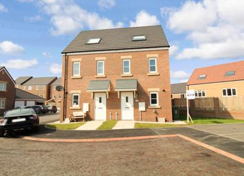 3 bed semi-detached house for sale in Harbottle Walk, Blyth NE24