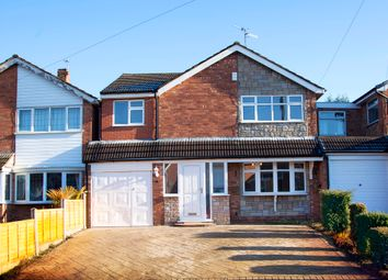 Thumbnail 4 bed detached house for sale in Winford Avenue, Kingswinford