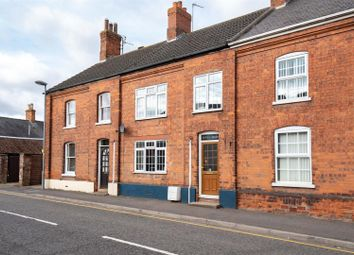 Thumbnail 3 bed terraced house for sale in Ashby Road, Spilsby