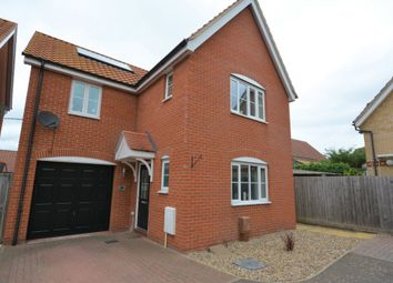 Thumbnail 3 bed detached house for sale in Buttermere Way, Carlton Colville, Lowestoft