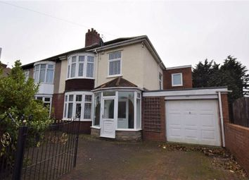 Thumbnail 4 bed semi-detached house for sale in Sunderland Road, South Shields