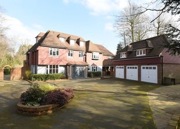 Thumbnail 6 bed detached house for sale in Silverdale Avenue, Walton-On-Thames