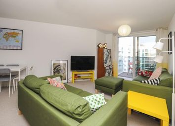 Thumbnail 1 bedroom flat for sale in Tennyson Apartments, 1 Saffron Central Square, Croydon