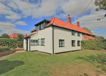 Thumbnail 3 bed semi-detached house for sale in Low Common, Dickleburgh Road, Shimpling