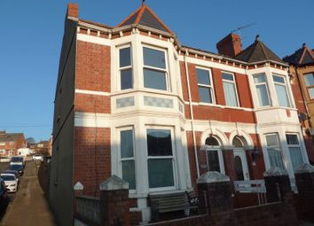 Thumbnail 3 bedroom semi-detached house for sale in Earlswood House, Gladstone Road, Barry