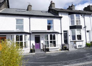 Thumbnail 3 bed terraced house for sale in 6 Bank Terrace, Bowness-On-Windermere