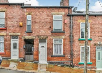 Thumbnail Terraced house for sale in Tennyson Road, Sheffield, South Yorkshire