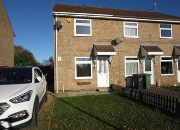 Thumbnail 2 bed semi-detached house to rent in Burghley Rd, Kings Lynn