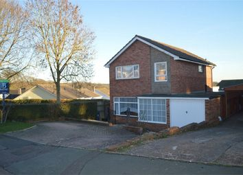 Thumbnail 3 bed detached house for sale in 76 Parkside Drive, Exmouth, Devon