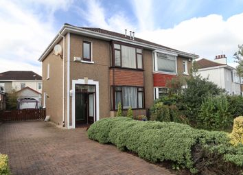Thumbnail 3 bed semi-detached house for sale in 8 Douglas Drive, Old Drumchapel Glasgow