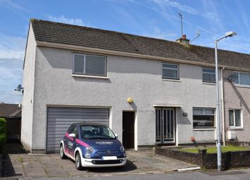 Thumbnail 3 bed end terrace house for sale in Clochrie Court, Dumfries