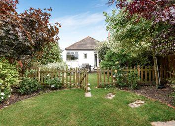 Thumbnail 3 bed detached bungalow for sale in Parkside Crescent, Berrylands, Surbiton