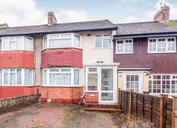 3 bed terraced house for sale in Browning Avenue, Worcester Park KT4