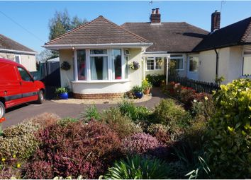 Thumbnail 2 bed semi-detached bungalow for sale in Wimborne Road, Bournemouth