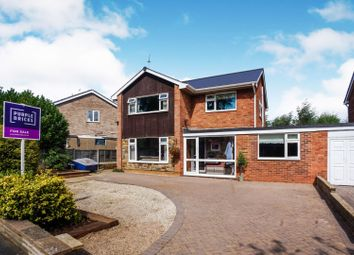Thumbnail 3 bed link-detached house for sale in Manor Road, Bottesford