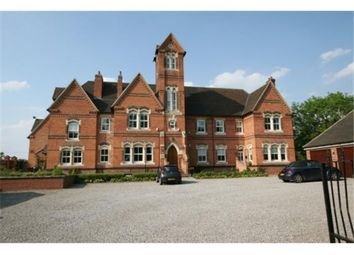 Thumbnail 1 bed flat to rent in Cliftonthorpe, Ashby De La Zouch, Leicestershire
