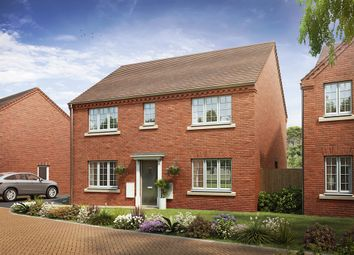 "Thumbnail 5 bedroom detached house for sale in ""The Hadleigh "" at Brickburn Close, Hampton Centre, Peterborough"