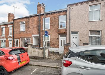Thumbnail 3 bed terraced house for sale in Gladstone Street, Heanor, Derbyshire