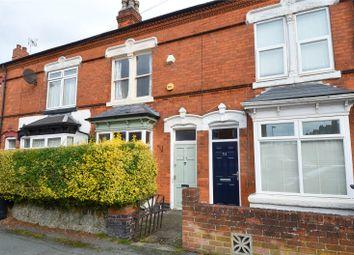 3 bed terraced house for sale in York Road, Kings Heath, Birmingham B14