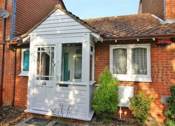 Thumbnail 1 bedroom bungalow for sale in Challacombe, Furzton, Milton Keynes