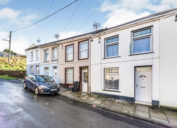 Thumbnail 2 bed terraced house for sale in Hickman Street, Pentrebach, Merthyr Tydfil