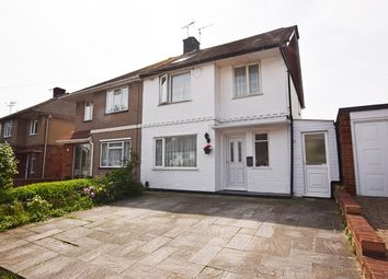 Thumbnail 4 bed semi-detached house for sale in Stratford Avenue, Gillingham
