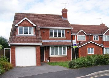 Thumbnail 5 bed detached house to rent in Moreall Meadows, Gibbett Hill, Coventry