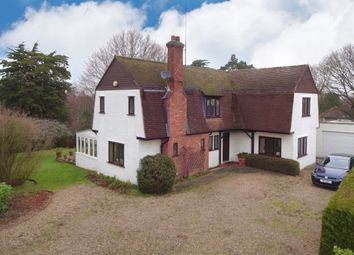 Thumbnail 4 bed detached house for sale in Shaw Valley Road, Martlesham