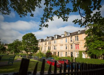 Thumbnail 5 bed flat for sale in Hayburn Crescent, Hyndland, Glasgow